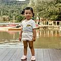 Charlene小時候
