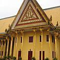 柬埔寨皇宮