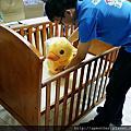 Sweet Baby貓頭鷹成長大床