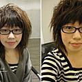 2009.01.14P&G同樂會倪萱髮藝
