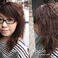 2009.04.20日本花王Prettia泡沫染髮劑-黑醋栗