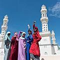 沙巴亞庇-水上清真寺.長鼻猴.螢火蟲