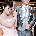 Anita結婚敬酒造型~新竹福華飯店