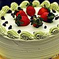 黑森林巧克力蛋糕&英格蘭檸檬磅蛋糕
