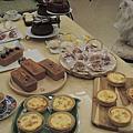頂級巧克力蛋糕&法式乳酪鹹派&栗子蛋糕&檸檬蛋糕&榛果達克瓦滋