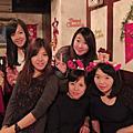 2012紅屋牛排聖誕節