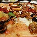 pizza&漢堡