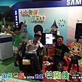 2012七月份 SAMSUNG Galaxy Note 現場