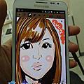 2012五月份 SAMSUNG Galaxy Note 現場