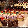 法國Paris  Berko杯子蛋糕