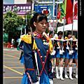 200806-藝國美食 新竹風-竹北高中儀隊演練