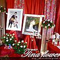 婚禮佈置@南方 - Tina's Flower