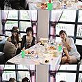 100/06/11--❤風車的故鄉の庭園餐廳❤