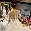 [Happily Ever After] 拍照用婚紗試穿 新竹Meme秘密婚紗攝影工作室