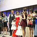 歐美新娘秘書 | 美福酒店 大亨小傳華麗古典中盤髮編髮造型 新秘 Bride Ting