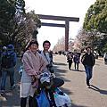 '17 0404 千鳥之淵 靖國神社 外濠公園 六本木櫻版