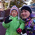 '17 12/21 六甲山雪樂園 大阪光之祭典