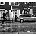 下雨天,我丟掉了路!