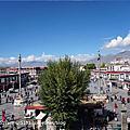 西藏-拉薩-大昭寺-世界文化遺產