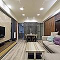 冷暖建材的玩美碰撞 三房機能宅 @芸匠設計 Artisan Design@