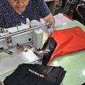 衣的藝術-台中精機長袖POLO衫和風衣外套訂做