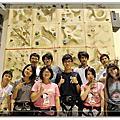 20110830體驗攀岩
