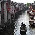 上海蘇州五天四夜自由行:蘇州山塘街與同里水鄉