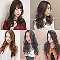 易容術髮型