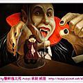 奇幻異視界日本3D幻視藝術展果然有意思|亞莎崎藝文活動趣