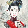 中國古代美女畫像!!!!!