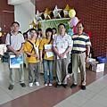 資訊志工領隊會議暨優秀志工複選980502