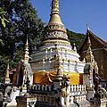 出國-亞洲-泰國-清邁自由行-第四天-Wat Chai Mongkol