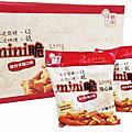 台南-中西區-costco-韓味不二-mini脆捲心餅