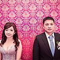 ★ 婚禮記錄 ★ 信宏 ‧ 思婷 宴客記錄 / 淡水海宴餐廳