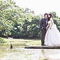 ★ 婚禮紀錄 ★ 天麟。熒珊 / 綠光花園