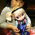 萱萱4歲生日CHILI'S