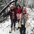下雪台北 汐平公路