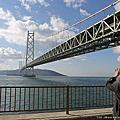 2014-三之宮,明石海峽大橋