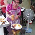 阿嬤的碳烤土司