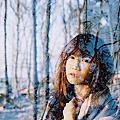 2015-01 王小丸 - 枯木, 青蚵, 白沙