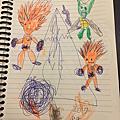 Blake's drawing