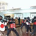 國術格鬥班練習照片