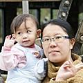 1歲7個月之朱銘美術館遊記