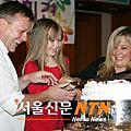 小康妮 韓國訪問照片