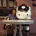 Hello Kitty Hologram show