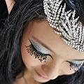 台北新娘秘書雅芳 創意造型-落入凡間的精靈
