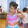妹妹幼稚園表演