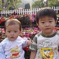 090411台中新社莊園古堡花園