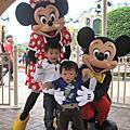 99年香港迪士尼樂園