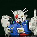 RG RX-78 GP01/GP01Fb Gundam